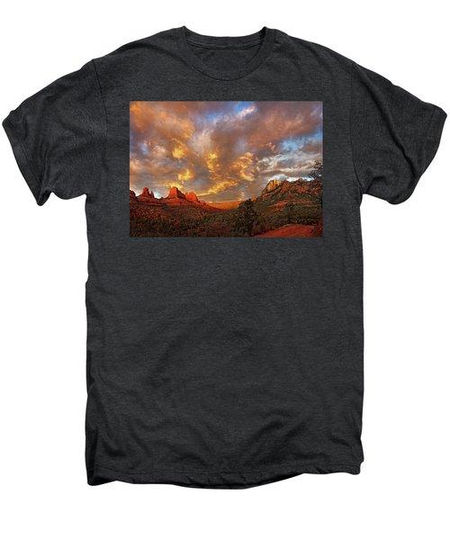 Gloria In Excelsis Deo Men's Premium T-Shirt