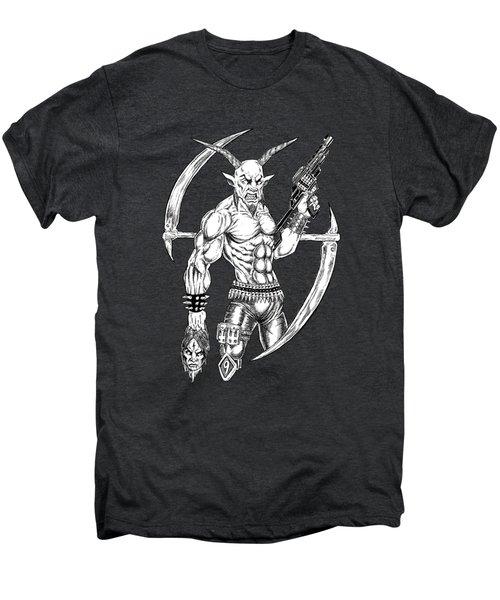 Goatlord Reaper Men's Premium T-Shirt