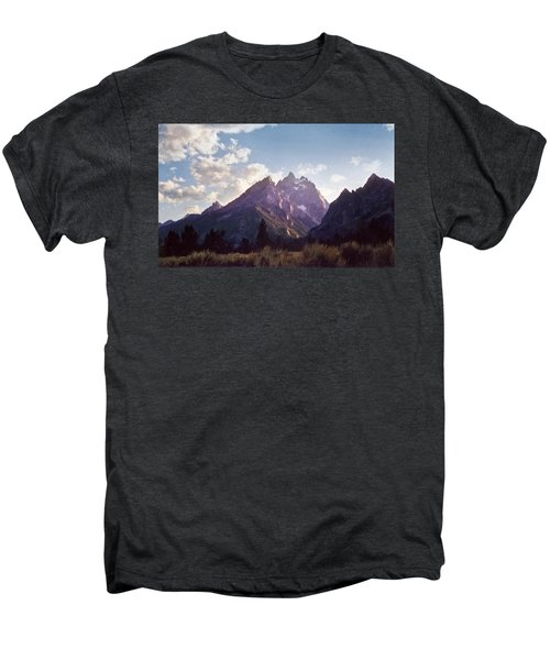 Grand Teton Men's Premium T-Shirt