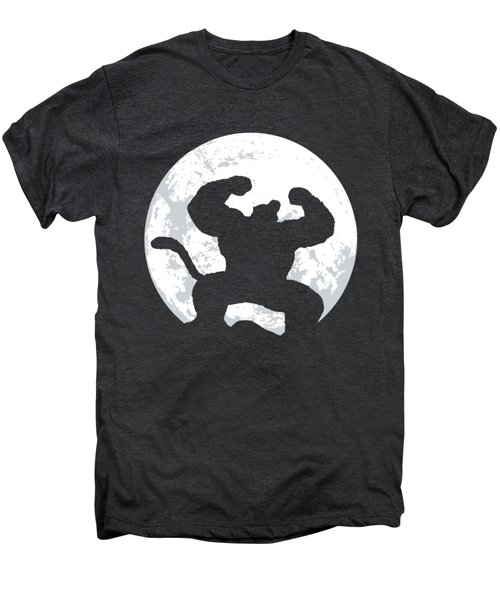 Great Ape Men's Premium T-Shirt by Danilo Caro