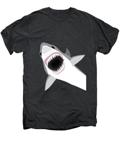 Great White Shark Men's Premium T-Shirt