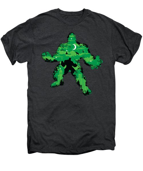Green Monster Men's Premium T-Shirt