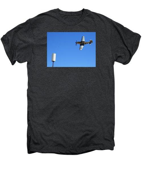 Grim Reaper.  P51d.  Not Just Your Father's Show Plane Men's Premium T-Shirt