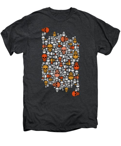 Halloween Men's Premium T-Shirt by Mark Ashkenazi