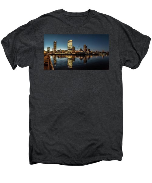 Harbor House View Men's Premium T-Shirt
