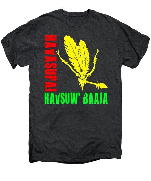 Havasupai Men's Premium T-Shirt by Otis Porritt