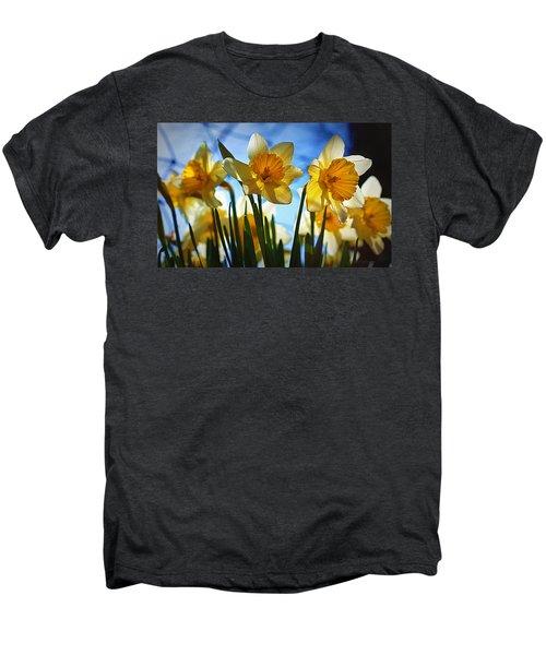 Hello Spring Men's Premium T-Shirt