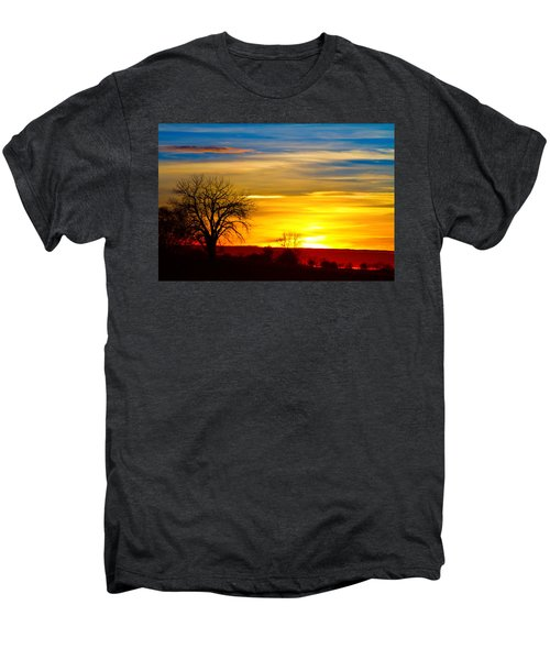 Here Comes The Sun Men's Premium T-Shirt