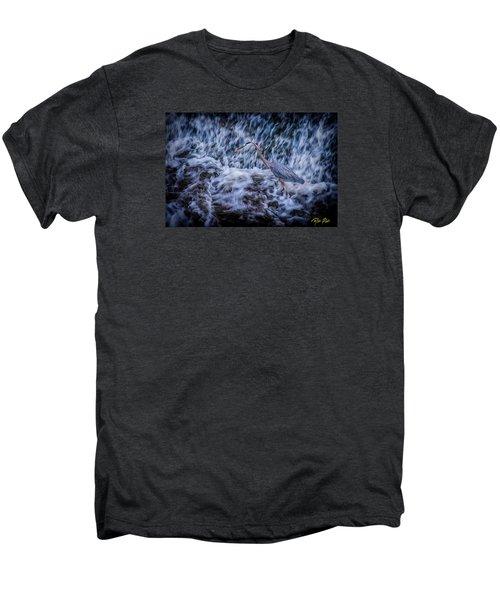 Heron Falls Men's Premium T-Shirt