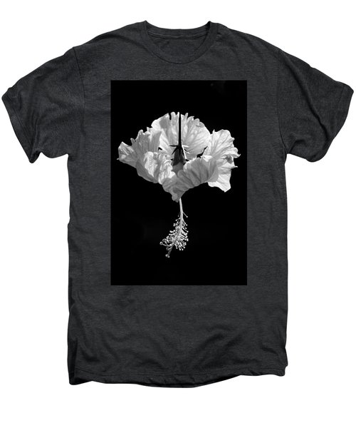 Hibiscus As Art 2 Men's Premium T-Shirt