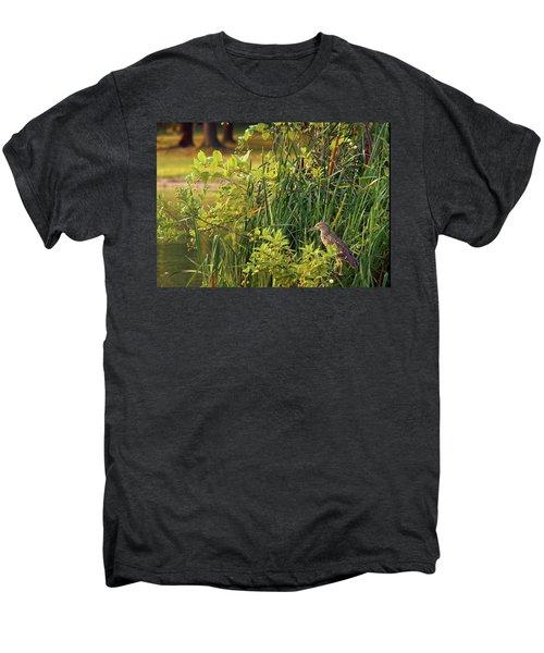 Hiden Men's Premium T-Shirt