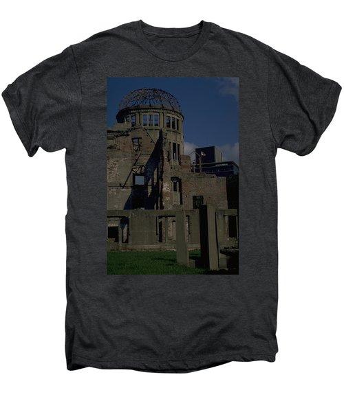 Hiroshima Peace Memorial Men's Premium T-Shirt