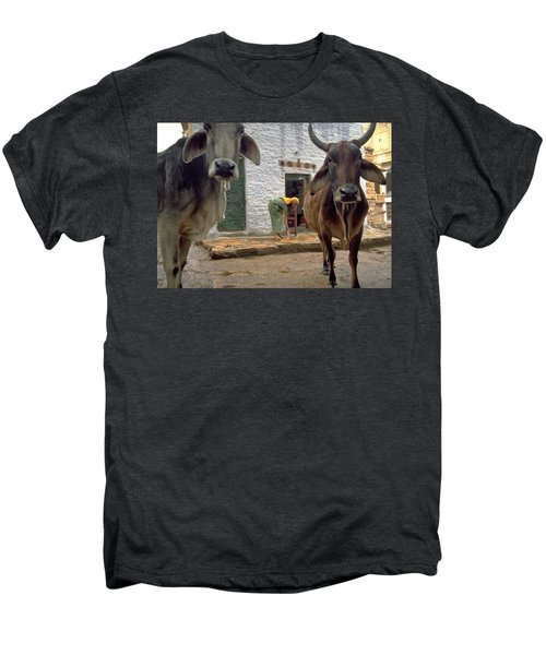Holy Cow Men's Premium T-Shirt