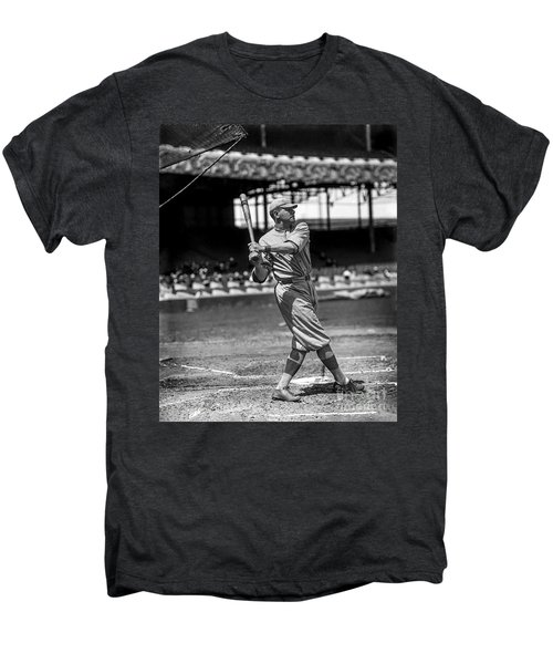 Home Run Babe Ruth Men's Premium T-Shirt
