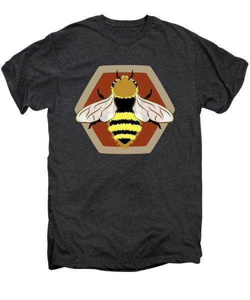 Honey Bee Graphic Men's Premium T-Shirt