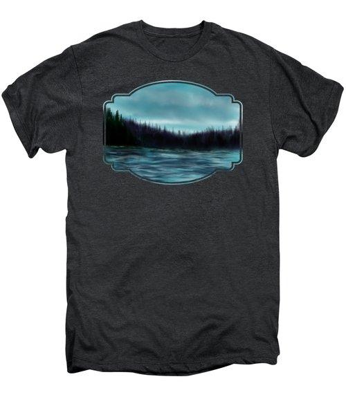 Hood Canal Puget Sound Men's Premium T-Shirt