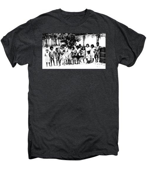In The Amazon 1953 Men's Premium T-Shirt