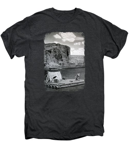 In The Grand Canyon Men's Premium T-Shirt