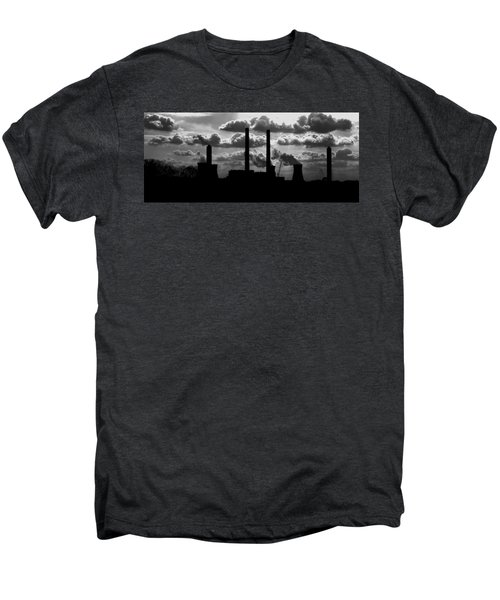 Industrial Night Men's Premium T-Shirt
