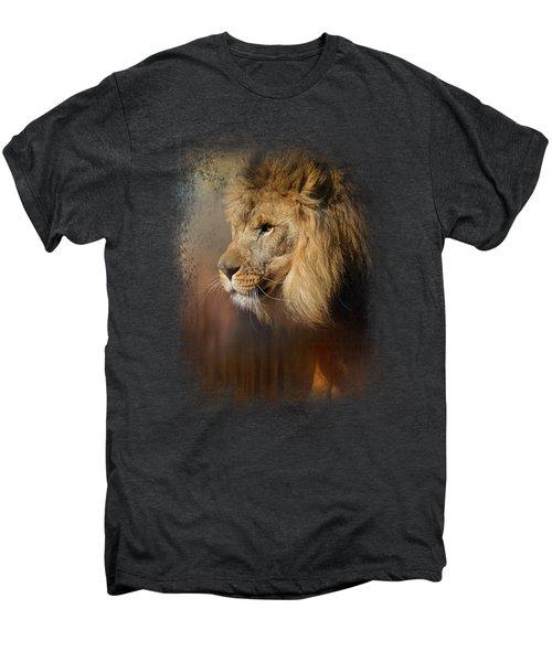 Into The Heat Men's Premium T-Shirt by Jai Johnson