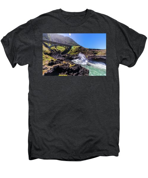 Irish Bridge Men's Premium T-Shirt