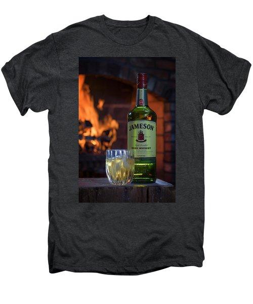 Jameson By The Fire Men's Premium T-Shirt