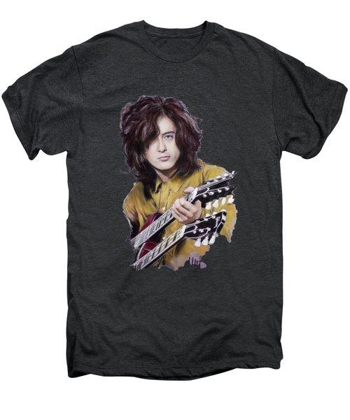 Jimmy Page 1 Men's Premium T-Shirt