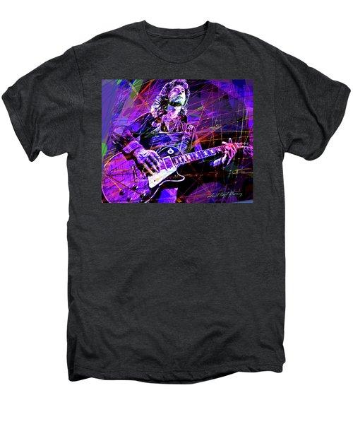 Jimmy Page Solos Men's Premium T-Shirt