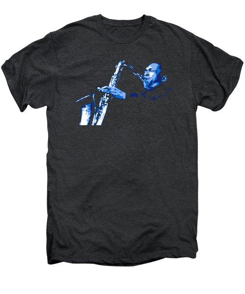 John Coltrane Men's Premium T-Shirt
