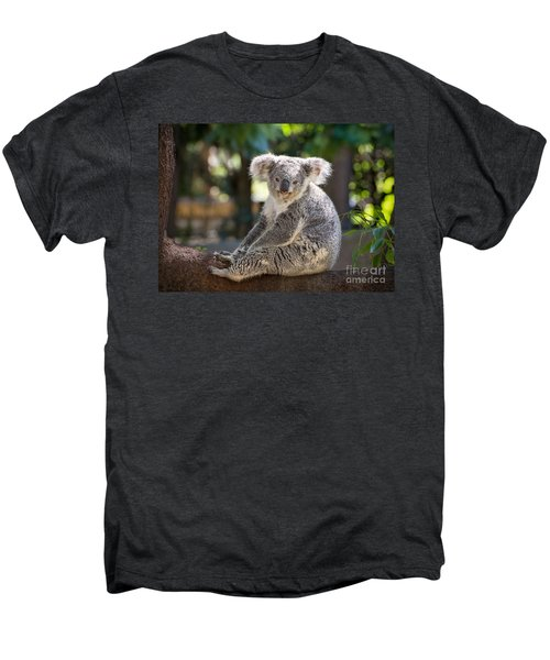 Just Relax Men's Premium T-Shirt by Jamie Pham