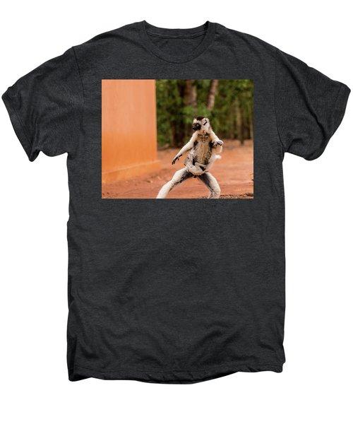 Kung Fu Mom Men's Premium T-Shirt