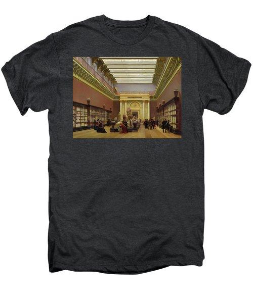 La Galerie Campana Men's Premium T-Shirt by Charles Giraud