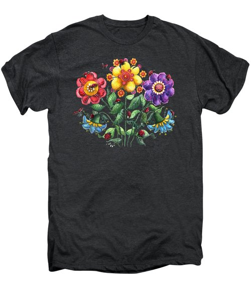 Ladybug Playground Men's Premium T-Shirt