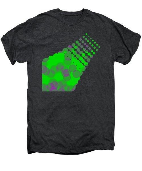 Lavender Bokeh Men's Premium T-Shirt