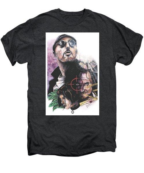Leon The Professional Men's Premium T-Shirt