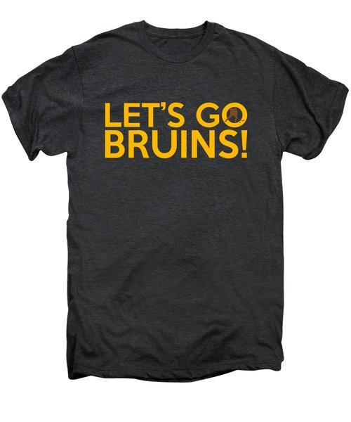 Let's Go Bruins Men's Premium T-Shirt