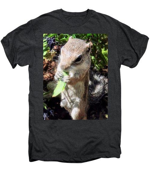 Little Nibbler Men's Premium T-Shirt