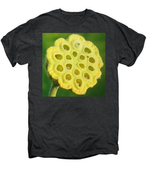 Lotus Pod Men's Premium T-Shirt
