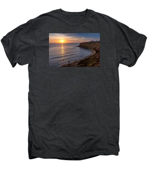Lunada Bay Sunset Men's Premium T-Shirt