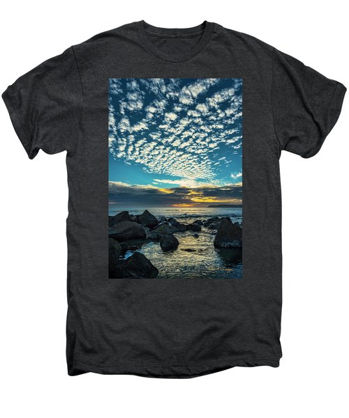 Mackerel Sky Men's Premium T-Shirt
