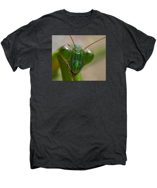 Mantis Face Men's Premium T-Shirt