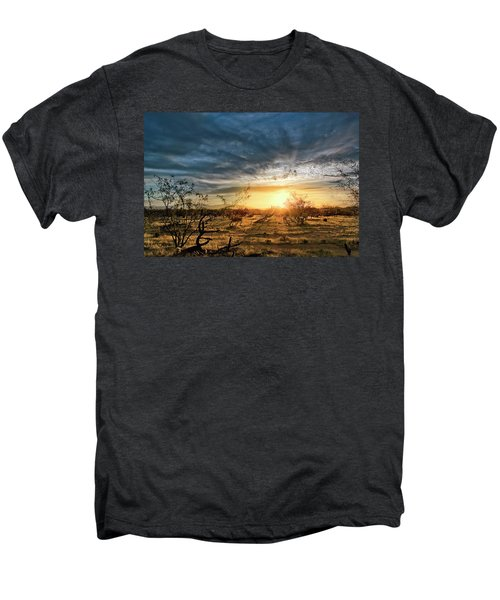 March Sunrise Men's Premium T-Shirt
