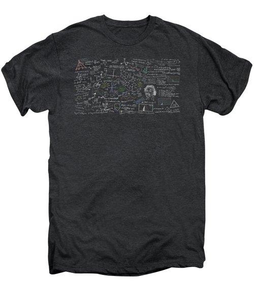 Maths Formula Men's Premium T-Shirt