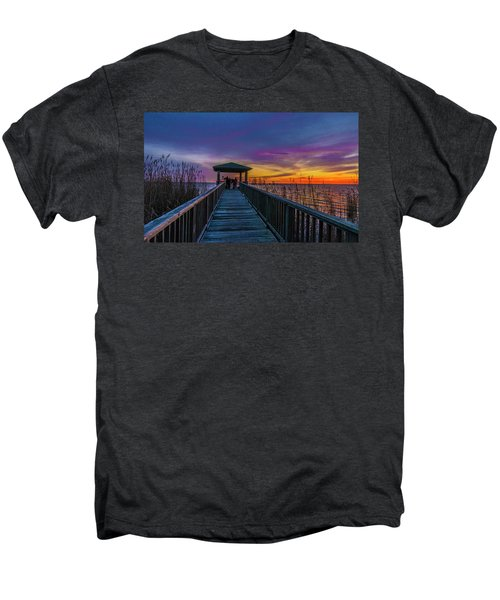 Mattamuskeet Lake Men's Premium T-Shirt