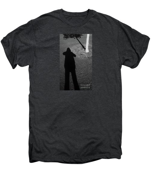 Me And My Shadow Men's Premium T-Shirt