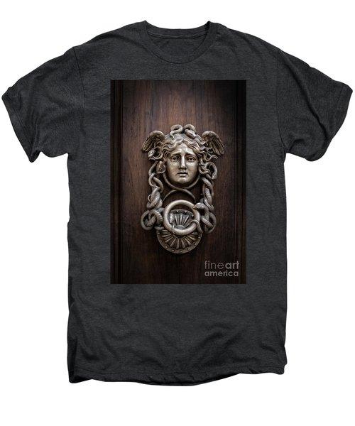 Medusa Head Door Knocker Men's Premium T-Shirt