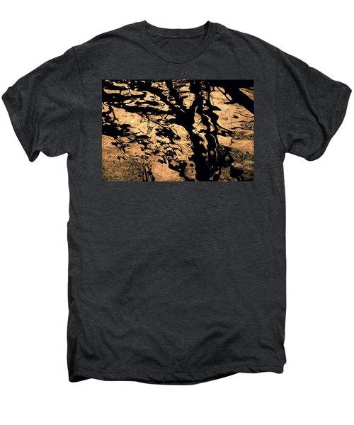 Melted Chocolate Men's Premium T-Shirt