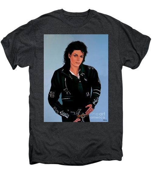 Michael Jackson Bad Men's Premium T-Shirt
