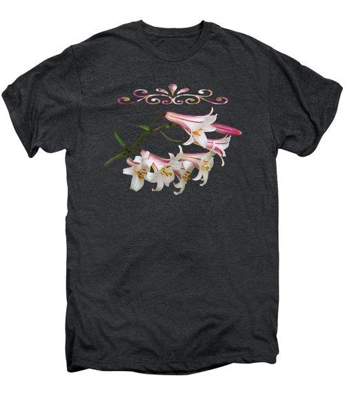 Midnight Radiance Men's Premium T-Shirt