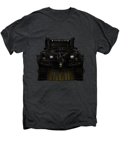 Midnight Run Men's Premium T-Shirt by Shanina Conway